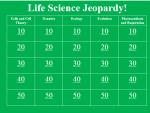 life jeopardy