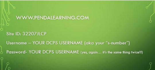 Penda Learning Access