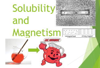 solubility magnetism